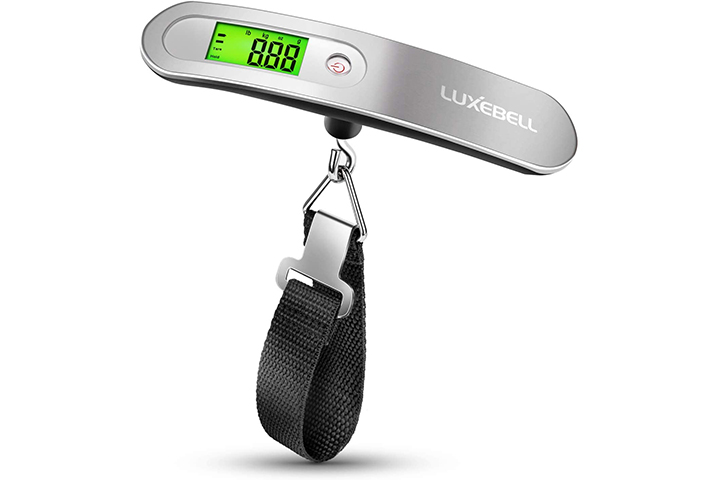 Luxebell Digital Luggage Scale Gift