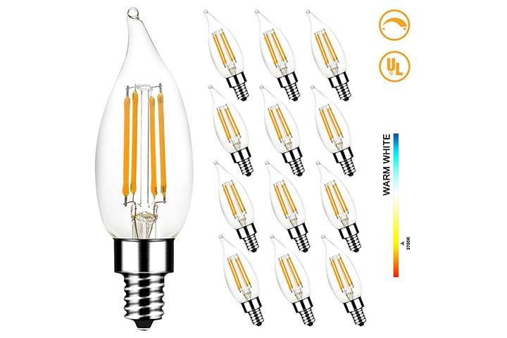 MEGAMAN Ceiling Fan LED Bulbs