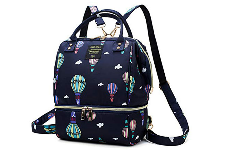 MOCA baby diaper backpack