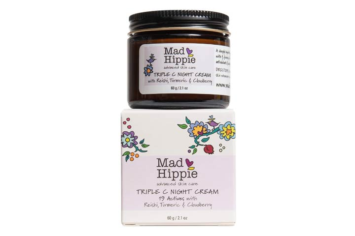 Mad Hippie Skin Care Triple C Night Cream
