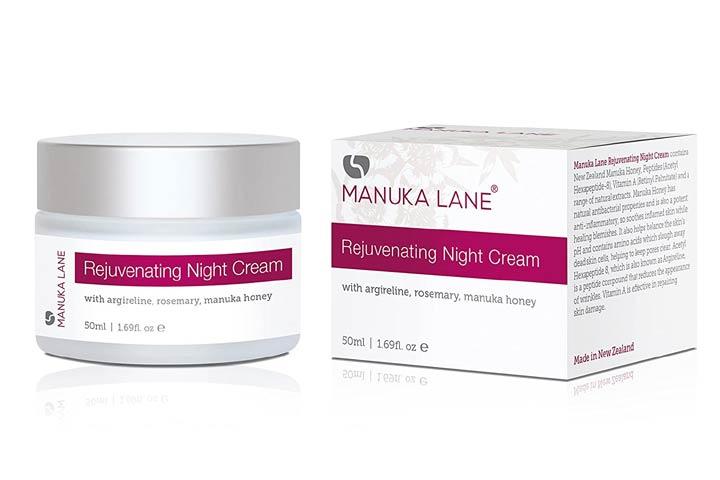 Manuka Lane Rejuvenating Night Cream