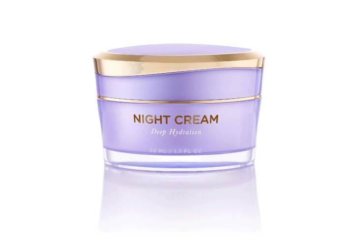 Mia del Mar Overnight Miracle Glow Night Cream