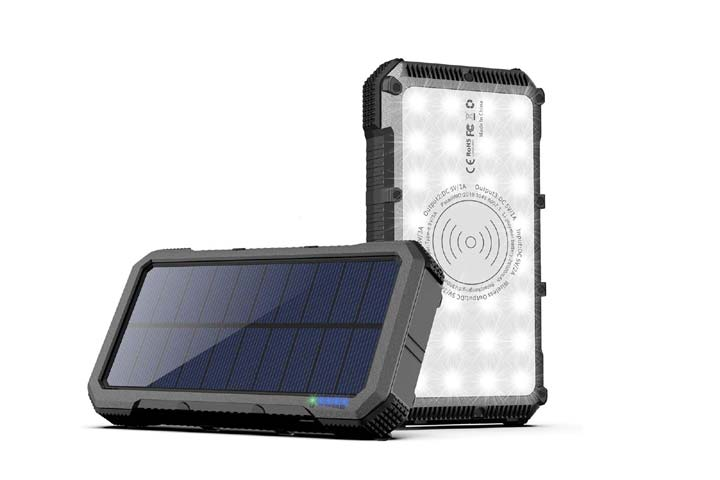 Mingese Solar Power Bank