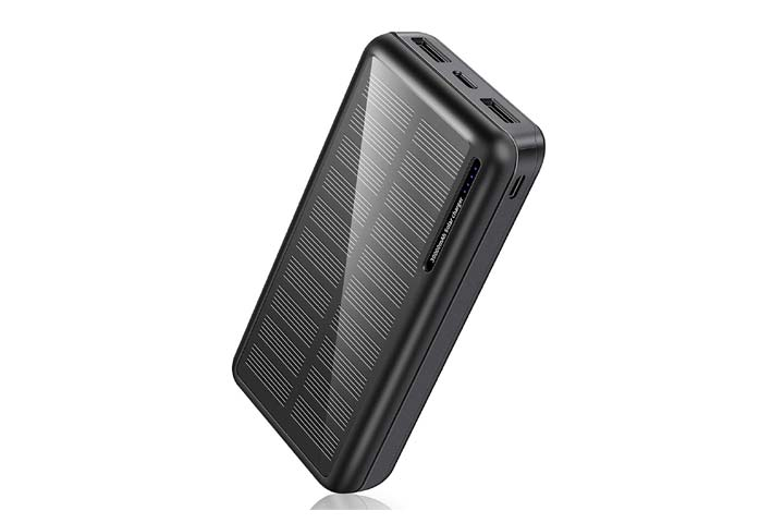Minrise Solar Power Bank