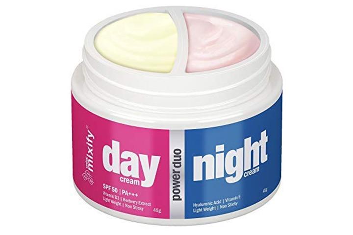 Mixify Unloc Power Duo Day & Night Cream