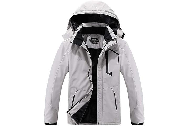 Moerdeng Men's Mountain Jacket