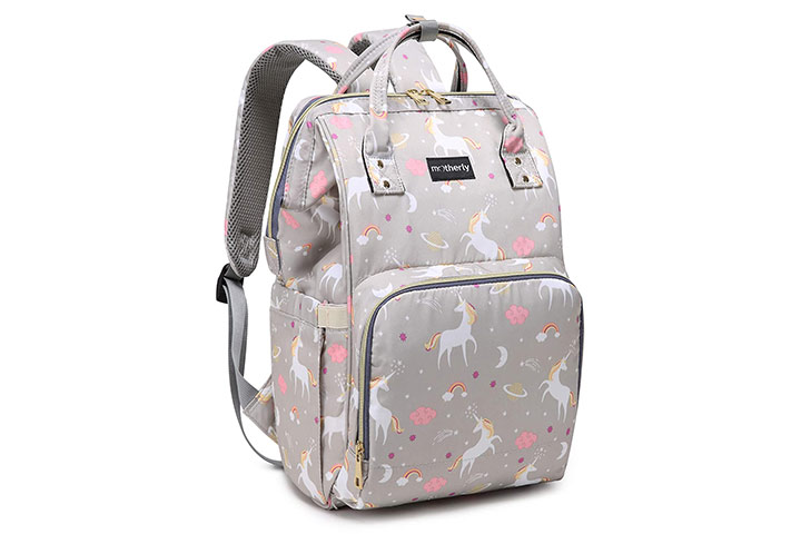 Motherly Baby Diaper Bag