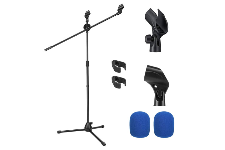 Moukey Microphone Mic Stand