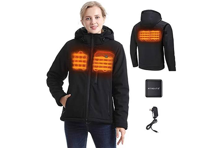 Myheat MH Soft Shell Heated Jacket