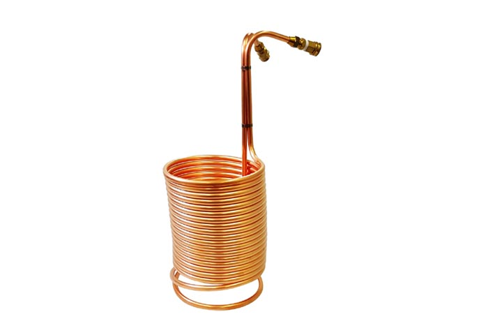 NY Brew Supply Copper Wort Chiller