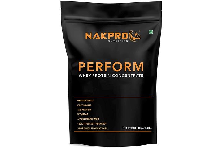 Nakpro Perform Whey Protein