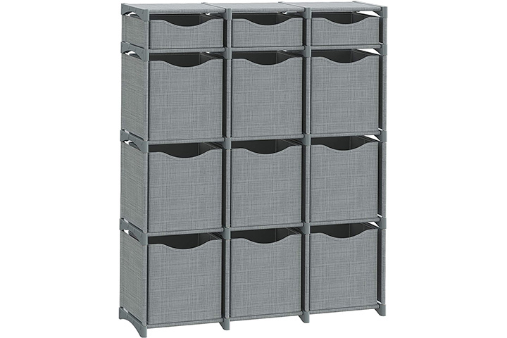 Neaterize12 Cube Organizer