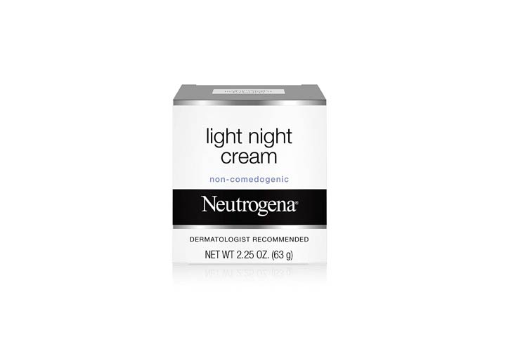 Neutrogena Light Facial Night Cream