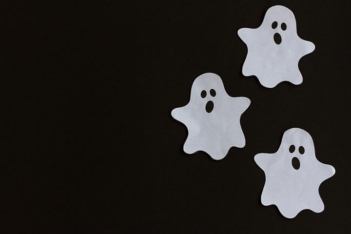 Newspaper ghosts