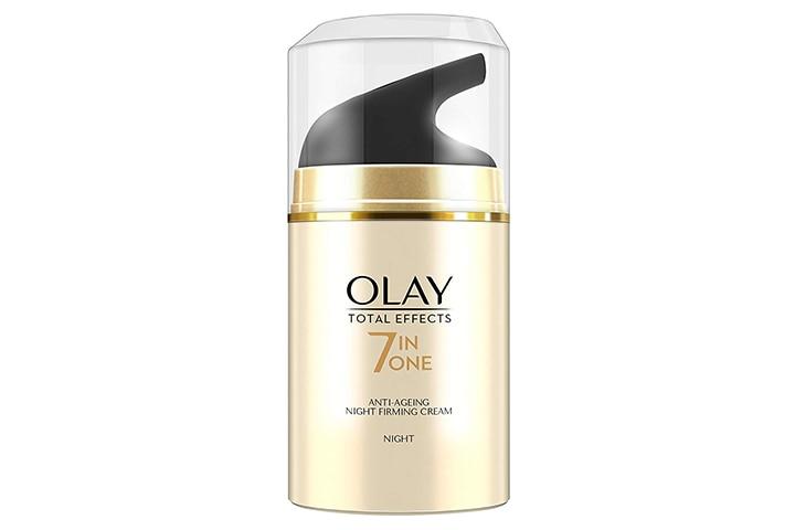 Olay Night Cream Total Effects Moisturiser