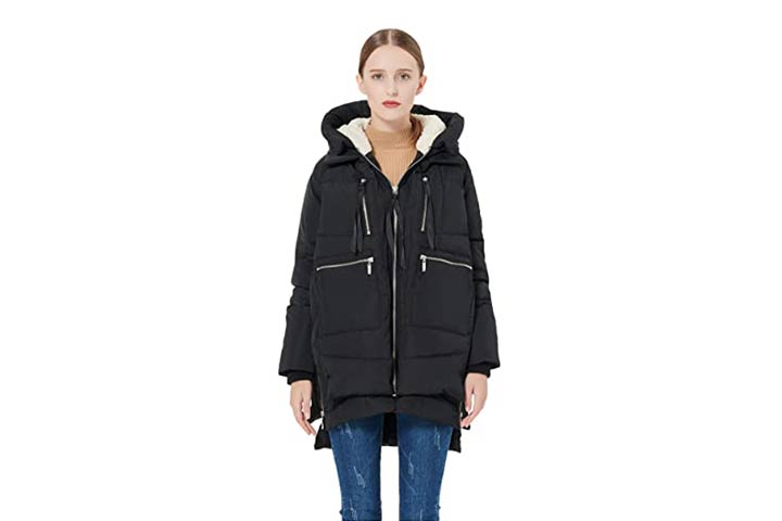 Orolay Womens Thickened Down Jacket Winter Coat