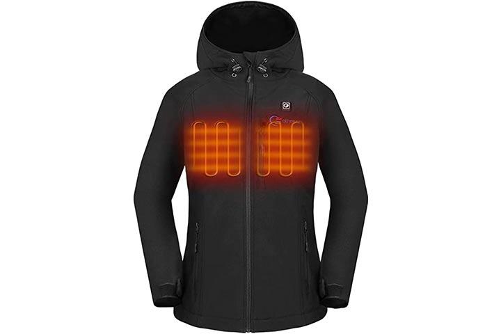 Outcool Women's Heated Jacket