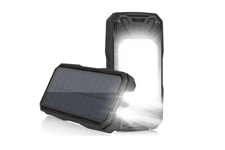 Panergy Portable Solar Power Bank