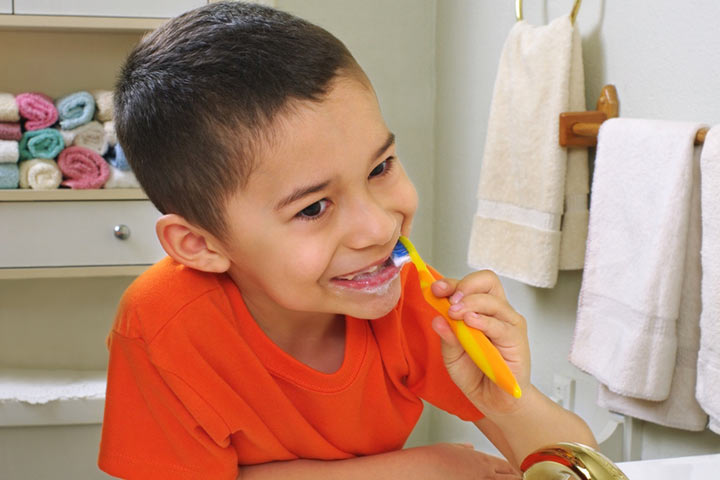 Personal Hygiene For Kids