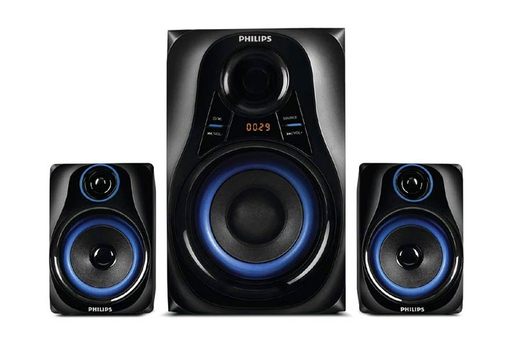Philips Dhoom MMS2580B94 Home Theater System