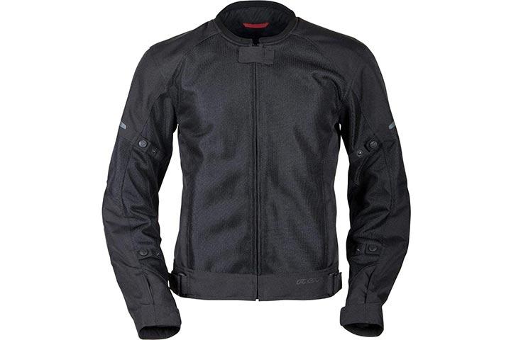 Pilot Motosport Air Mesh Motorcycle Jacket