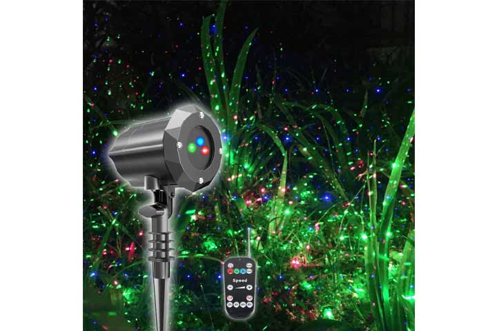 Poeland Christmas Projector Light