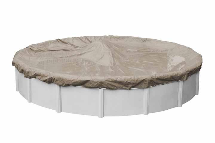 Pool Mate Sandstone Pool Cover