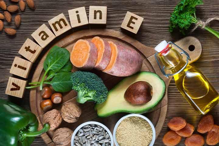Pregnancy Mein Vitamin E Ki Kami