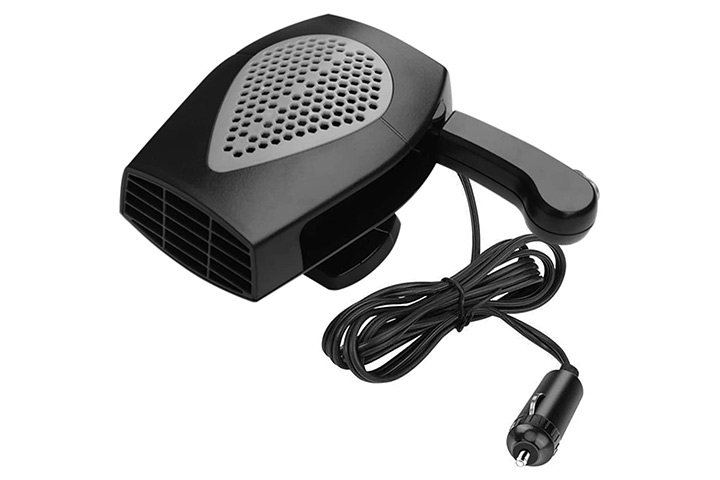 ROYADVE 12V Portable Car Heater