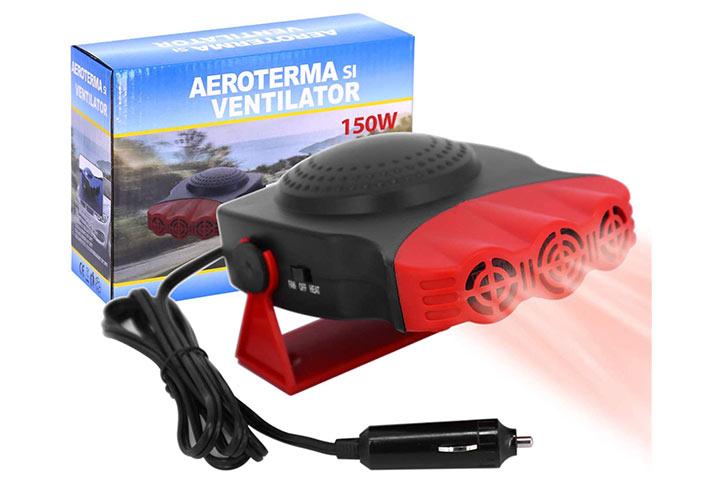 ROYADVE Portable Car Heater