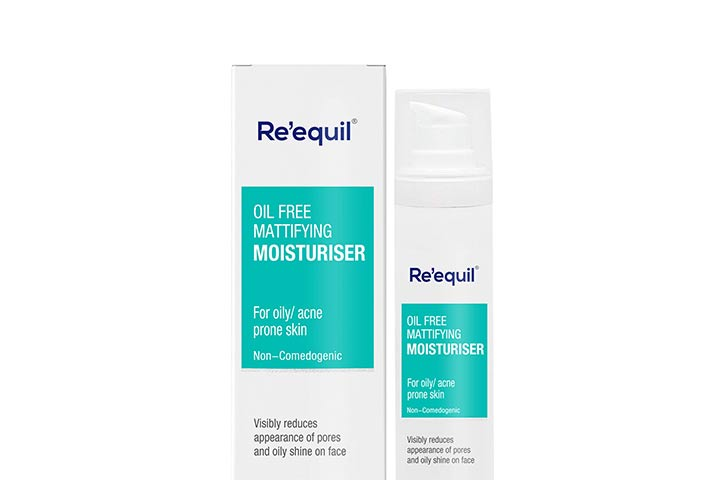 Re' Equil Oil-Free Mattifying Moisturizer
