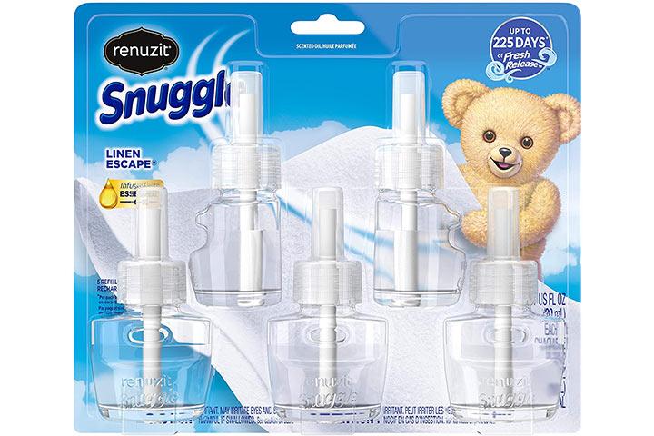 Renuzit Snuggle Scented Oil Refill For Plugin Air Freshener