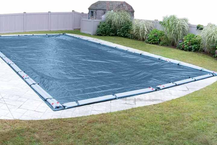 Robelle Super In-Ground Winter Pool Cover