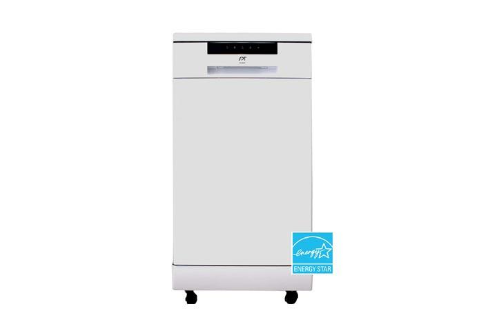 SPT SD-9263W 18-inch Portable Dishwasher