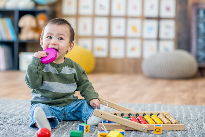 Sensorimotor Stage Definition, Sub-stages, Activities, And Examples