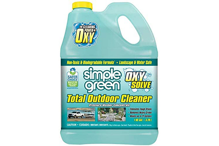 Simple Green Oxy Solve Total Outdoor Cleaner
