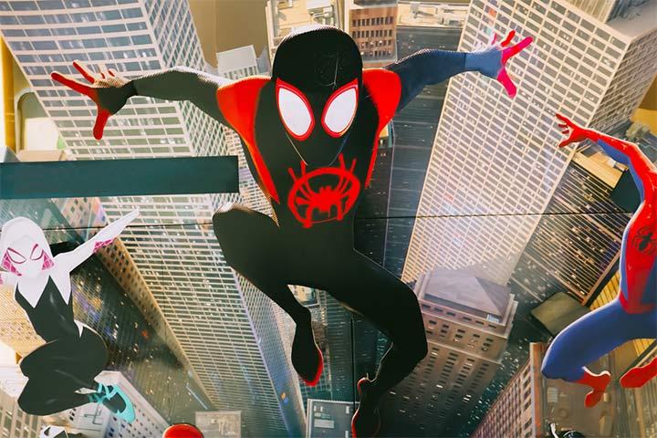 Spider-Man Into the Spider-Verse (Age 9+)