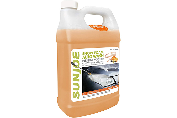 Sun Joe Snow Foam Car Washer