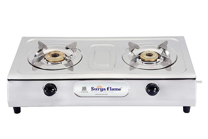 Surya Flame 2B Ultimate Gas Stove