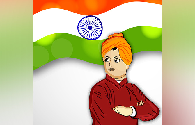 Swami Vivekananda's inspiring story - Thoughts on education