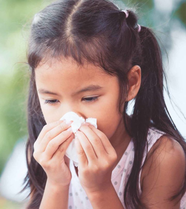 Sinus Infection In Kids