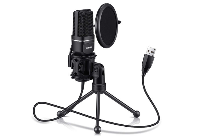 TKGOU USB Microphone for Computer