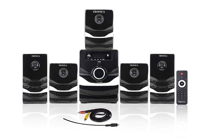 TRONICA Version 3 Ace Series 5.1 Home Theater System