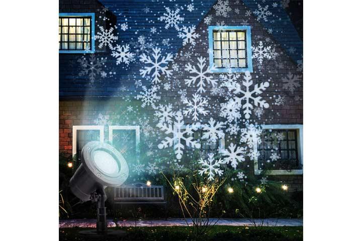 Talent Star Outdoor Christmas Projector Lights