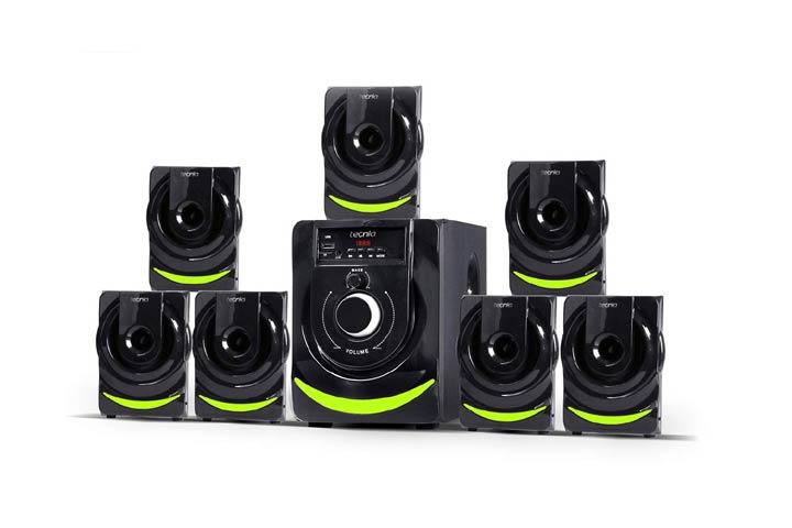 Tecnia Atom 703 Bluetooth 7.1 Home Theater System