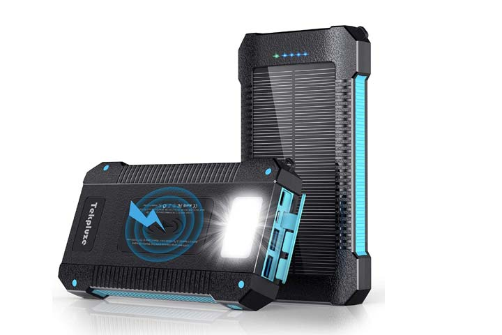 Tekpluze Solar Power Bank