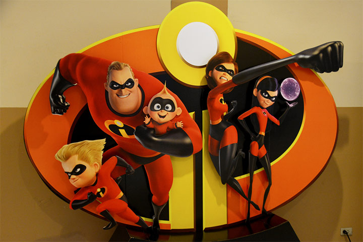The Incredibles (Age 7+)