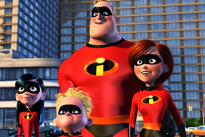 The Incredibles