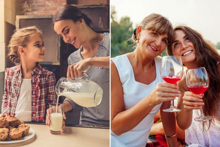 Then Vs. Now 7 Things Moms Used To Say To Us Back In The Day And How It Has Changed-1