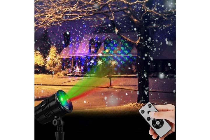 Tofu Christmas Projector Outdoor Lights